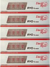 David Ross Micro 10 Cigarette Filters 6 mm Virginia Slims 5 Boxes - 3209-5