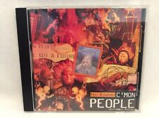 Paul McCartney - CD - C'mon People (USA) 4 Songs/Tracks! L38