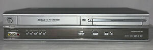 Philips DVP620VR DVD VCR CDRW VHS - TESTED - NO REMOTE CONTROL