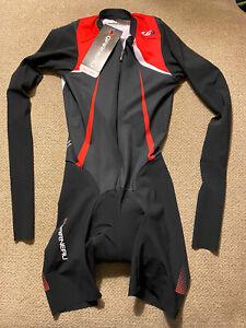 Men's Cycling Aero Skinsuit Speedsuit Louis Garneau Course Limited Edition XS