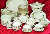 ROYAL DOULTON -TEA SET AND TABLEWARE - TC1019 - 'LARCHMONT - ENGLISH BONE CHINA