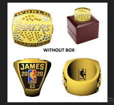 NBA CHAMPIONSHIP RINGS 2020 Los Angeles Lakers James Pre-sale see description