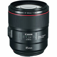 Canon EF 85mm f/1.4L IS USM Telephoto Lens (2271C002)