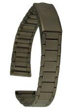 Titan Uhrarmband für Damenuhr 13 mm Stegbreite Ersatzband Titanband