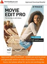 MAGIX Movie Edit Pro 2018 - for Windows - (Approved Digital Download)