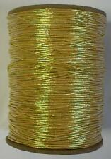 GIMP 700 YPP NATIONAL BRAID MARBELIZED OPAQUE TRIM SPOOL YARN SUNBLOSSOM (G67)