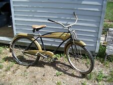 1950s WESTERN FLYER X53 with Double Springer Forks