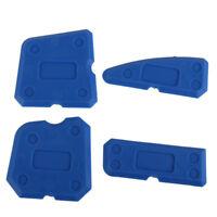Silicone Sealant Spreader Profile Applicator Tile Fugi Home Grout Tool 4pcs/set
