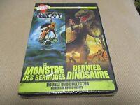 2 Dvd nf DANS LES PROFONDEURS DU TRIANGLE DES BERMUDES / LE DERNIER DINOSAURE