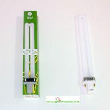 Lampadina PL-S 11W/865 General Electric 2pin fluorescente non integrata.