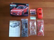 Kit Tamiya N. 24108 Mitsubishi GTO Twin Turbo Set Plastic Hobby Model Maquette