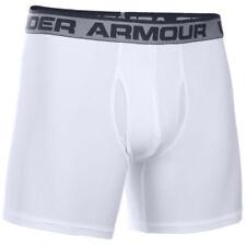 Ropa interior Boxer de color principal blanco para hombre sin pack