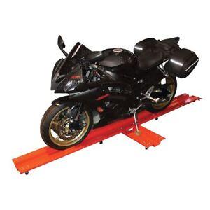 Biketek Series 2 Easy Motorcycle Motorbike Mover For Garage & Workshop