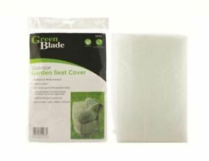 Waterproof Stacking Chair Cover Outdoor Garden Patio Furniture Chairs Seat Cover