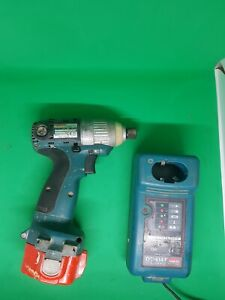 Makita 6980FD 12v Cordless Impact Driver, Battery And Charger. GWO