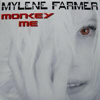 2x VINYLE LP ALBUM MYLENE FARMER MONKEY ME NEUF SOUS BLISTER 2012 RARE