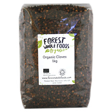 Organic Whole Cloves 5kg
