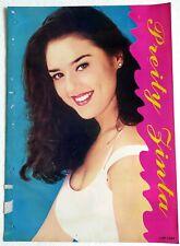 Rare Bollywood Actor Poster - Preity Zinta - 12 inch X 16 inch