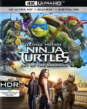 Teenage Mutant Ninja Turtles: Out Of The Shadows [New 4K UHD Blu-ray] With Blu