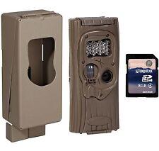 CUDDEBACK 8MP F2 IR Plus 1309 Infrared Game Camera + Security Case & SD Card