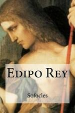 Edipo Rey by Sofocles (2016, Paperback)