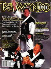 TaeKwonDo Times September 2004 Kwang Sik Myung Kicks Native American Culture