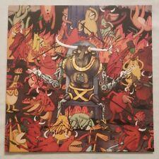 Dance Gavin Dance Autographed Afterburner Vinyl LP #1