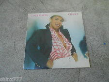 CANDI STATON-CHANCE-LP-VINYL-US-SEXY CLEAVAGE COVER-1979-INNER-CORNELL DUPREE-NM