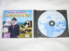 CD / PIERRE PERIBOIS / L'AUVERGNE EST EN FETE / TRES BON ETAT