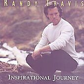 Randy Travis : Inspiratonal Journey Christian Country 1 Disc CD