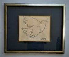 "Listed Spanish Artist - Pablo Ruiz Picasso (1881-1973) Litho. 10""x12"". Signed."