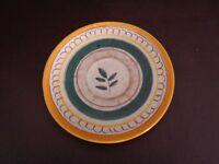 Stangl Pottery Terra Rose Garden Flower Saucer (Cat.#14B026)