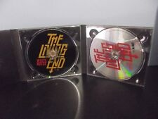 THE LIVING END WHITE NOISE CD PLUS LIVE DVD IN AC/DC LANE MELBOURNE