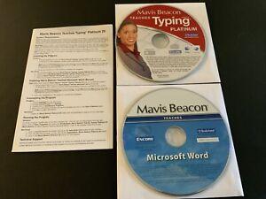 Mavis Beacon Teaches Typing Version 20 Platinum Perfect
