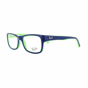 Ray-Ban Montature Occhiali 5268 5182 Blu Top Verde