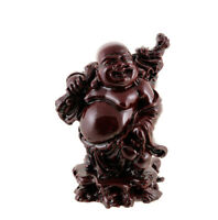 Estatuilla Buda Chino Sonriente Suerte Fortuna En Promocional Oferta / B