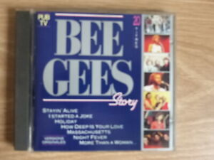 BEE GEES_CD_BEE GEES STORY 20 TITRES