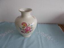 Porzellan-Antiquitäten & -Kunst-Vasen mit Blumen-Motiv