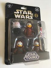 Disney Parks Star Wars Star Tours 3 Nephews Jawas Bnip Series 5