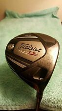 TITLEIST 910 D2 DRIVER RH 8.5 FUJIKURA GRAPHITE REGULAR GOLF CLUB W/ HEAD COVER