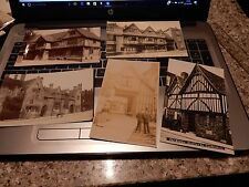 CANTERBURY ALL ????  A MEDLEY OF NICE EDWARDIAN POSTCARDS AS A LOT X5