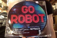 """Red Hot Chili Peppers Go Robot Live 12"""" new vinyl picture disc RSD"""