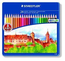 Staedtler Noris Club matite colorate - EDIZIONE LIMITATA REGALO latta di 24