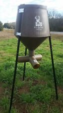 Boss Buck 200 lb All-In Protein Feeder Gravity Free Shipping!