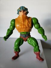 Vintage Motu He-man Masters of the Universe Man At Arms Action Figure 1981