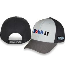 Kevin Harvick #4 Mobil 1 Nascar 2020 Dynamic Adjustable Gray Hat / Cap