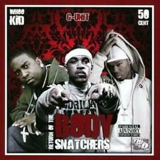 50 Cent : Return of the Body Snatchers - Volume 1 CD (2008) Fast and FREE P & P