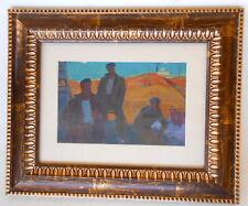 Armenian Art Gallery-Soviet Socialist Realist Painting,Armenia,Armenie,1950s,Oil
