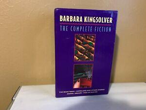 BARBARA KINGSOLVER THE COMPLETE FICTION 4 PAPERBACK BOOK SET