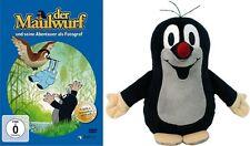 DVD * DER KLEINE MAULWURF -  ALS FOTOGRAF + PAULI PLÜSCH 12 CM # NEU OVP =